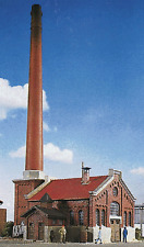 Kibri HO Kit Boiler House w/Chimney #9821