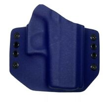 Holster, HEG, Glock 43, Conceal/Carry, RH, Blue, New
