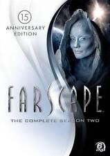 Farscape: Season 2 - 15th Anniversary Edition 6 DVD set- Preowned GOOD Condition
