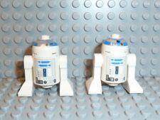 LEGO® Star Wars 2x Figur R2-D2 Droid aus Set 4475 4502 7106 7140 10144 F972
