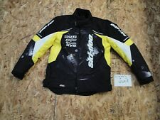 SKI DOO SKIDOO SKI-DOO SNOWMOBILE SLED X-TEAM WARM UP SNOW COAT M/L 4406530796