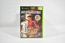 Xbox Outlaw Volley Ball Red Hot