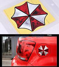 HOT! Umbrella Corporation Car Auto SUV Truck Body Fuel Tank Sticker Decal Badge