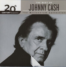 Johnny Cash - The Best Of 20th Century (CD, 2002 Mercury 0881702172) Fully Test
