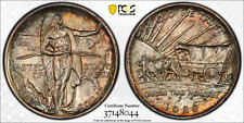 1926-S Oregon Commemorative Silver Half Dollar PCGS MS67+ CAC