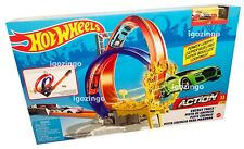 Hot Wheels Action Energy Track Set Toy Playset with Car/Loops! - BRAND NEW!!!