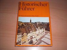 Historischer Führer  der Bezirke Leipzig, Karl-Marx-Stadt