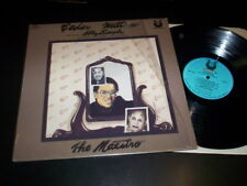 """Cedar Walton Featuring Abbey Lincoln """"The Maestro"""" LP Muse Records MR 5244 Usa"""