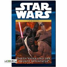 Star Wars Comic Kollektion 26 DARTH VADER UND DER NEUNTE ATTENTÄTER NEU 19.08