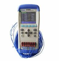 8 Channels Temperature Meter Recorder Logger Thermometer Thermocouple
