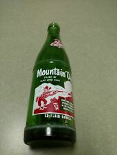 12 Oz. Hillbilly Mountain Dew Bottle Filled By Clay And Cleo