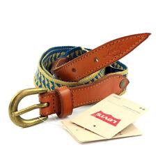 Levi´s Cintura in pelle 220310 Cintura in pelle taglia 75 cm (larghezza 2,5 cm)