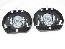 Camber Plates E46 3D 2WAY Drift BMW top mounts black