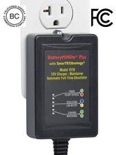BatteryMINDer Model 1510: 12 Volt 1.5 Amp   Maintainer / Charger / Desulfator