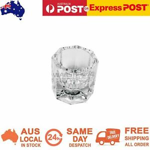 Refectocil Berrywell Glass Tint Tinting Eyelash Mix Mixing Bowl Cup Eyebrow Jar