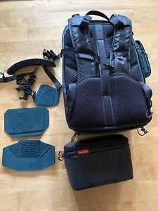 PGYTECH OneMo Backpack 25L+Shoulder Bag Waterproof Photography Backpack P-CB-020