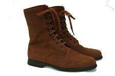 TOD'S♥Luxus Damen Stiefel♥Gr.6/ ca.39♥Echt Leder Boots Stiefeletten Schnürschuhe