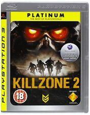 Killzone 2 - Platinum Edition (Playstation 3) NEW & Sealed - Despatched from UK