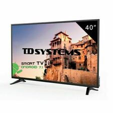"TD Systems K40DLM8FS - 40"" - LED Full HD (Smart TV)"