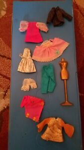 "VINTAGE ""DAWN DOLL"" CLOTHES NR"