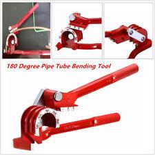 Pipe Bending Tool Tube Bender SUV Car Tubing Hose Brake Fuel Line Plier 6/8/10mm