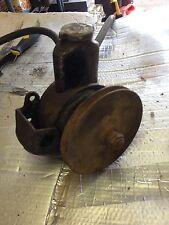 1967 1968 Camaro 327 power steering pump 3860457