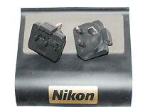 Genuine Nikon 3-Pin enchufe de Reino Unido para el cargador de batería MH-24 MH-27 MH-29 EH-71P EH-69
