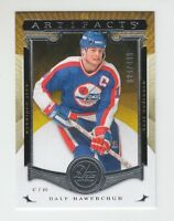 (58980) 2015-16 UD ARTIFACTS DALE HAWERCHUK #138 SHORT PRINT (024/499)
