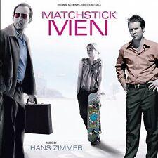 Free Us Sh (int'l sh=$0-$3) New Cd Hans Zimmer: Matchstick Men Soundtrack