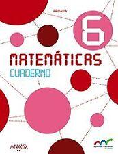 (15).CUAD.MATEMATICAS 6ºPRIMARIA *GALICIA*. ENVÍO URGENTE (ESPAÑA)