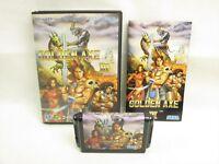 GOLDEN AXE III 3 Mega Drive Sega Import Japan Game md