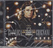 CD ♫ Compact disc **GIANLUCA GRIGNANI ♥ ROMANTICO ROCK SHOW** nuovo sigillato