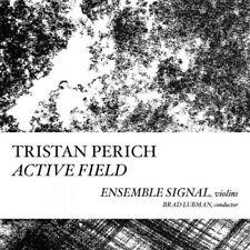 Tristan Perich : Tristan Perich: Active Field CD (2016) ***NEW***