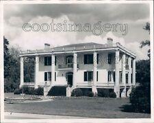 1970 St Elmo Historic House Columbus Georgia Press Photo