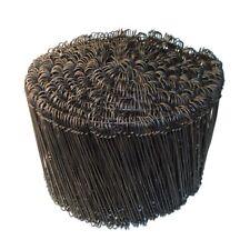 1000 Rebar Tie Wire 8 16 Gauge Black Annealed