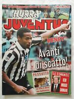 HURRA' JUVENTUS N. 5 MAGGIO 1999 FILIPPO INZAGHI THIERRY HENRY PESSOTTO MOGGI