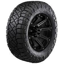 4-New 33x12.50R18LT Nitto Ridge Grappler 122Q F/12 Ply BSW Tires