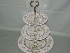 Royal Doulton Tonkin 3-Tier Hostess China Cake Plate Stand TC1107