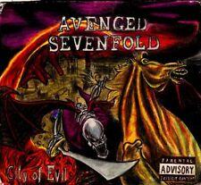 AVENGED SEVENFOLD - CITY OF EVIL - CD SIGILLATO JEWELCASE