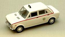 Fiat 128 Taxi Milano 1972 1 43 Rio4169 Miniature