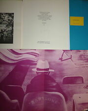 Monory Jacques 4 Lithographies Alain Jouffroy 1978 signé figuration narrative