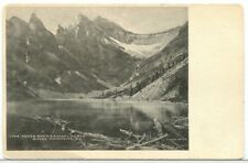 Lake Agnes Rockies B. C. Post Card Canada