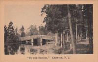 Postcard By the Bridge Keswick NJ