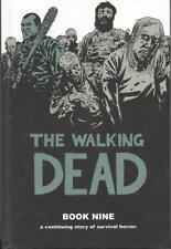 Graphic Novel - Image Comics - THE WALKING DEAD: Book Nine - HARDCOVER