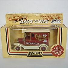 Lledo días GONE Modelo:: 1920 Modelo T Ford Van: Cadburys Bournville: DG6046a