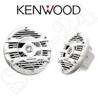 Kenwood KFC-1653MRW Marine 2 Wege Lautsprecher Speaker 150W Boot Yacht Outdoor