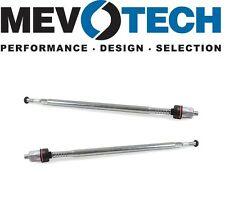 For Honda Element 03-11 Pair Set of 2 Inner Tie Rod Ends Mevotech MS60703