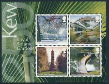 2009 GB BOTANIC GARDENS KEW MINI SHEET FINE MINT MNH SG MS2941