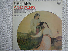 Smetana - Jan Novotny - Piano Works Polkas Czech Dances - Supraphon LP