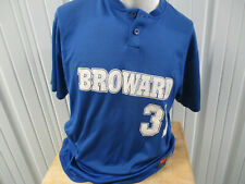 VINTAGE NIKE BROWARD COMMUNITY COLLEGE BCC SEAHAWKS LARGE SOCCER JERSEY